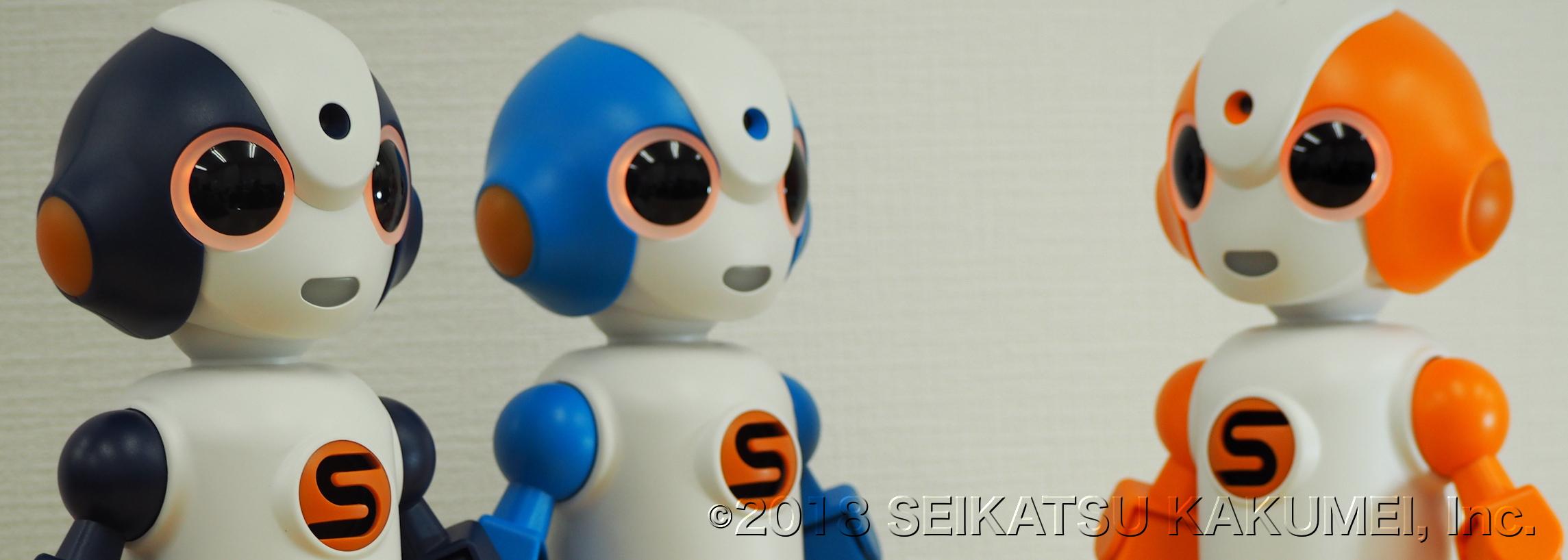 ロボット・Pepper(ペッパー)以外の小型ロボット(AIBO・アイボ・Sota・ソータ・TAPIAなど)をレンタルされたい方はコチラです。