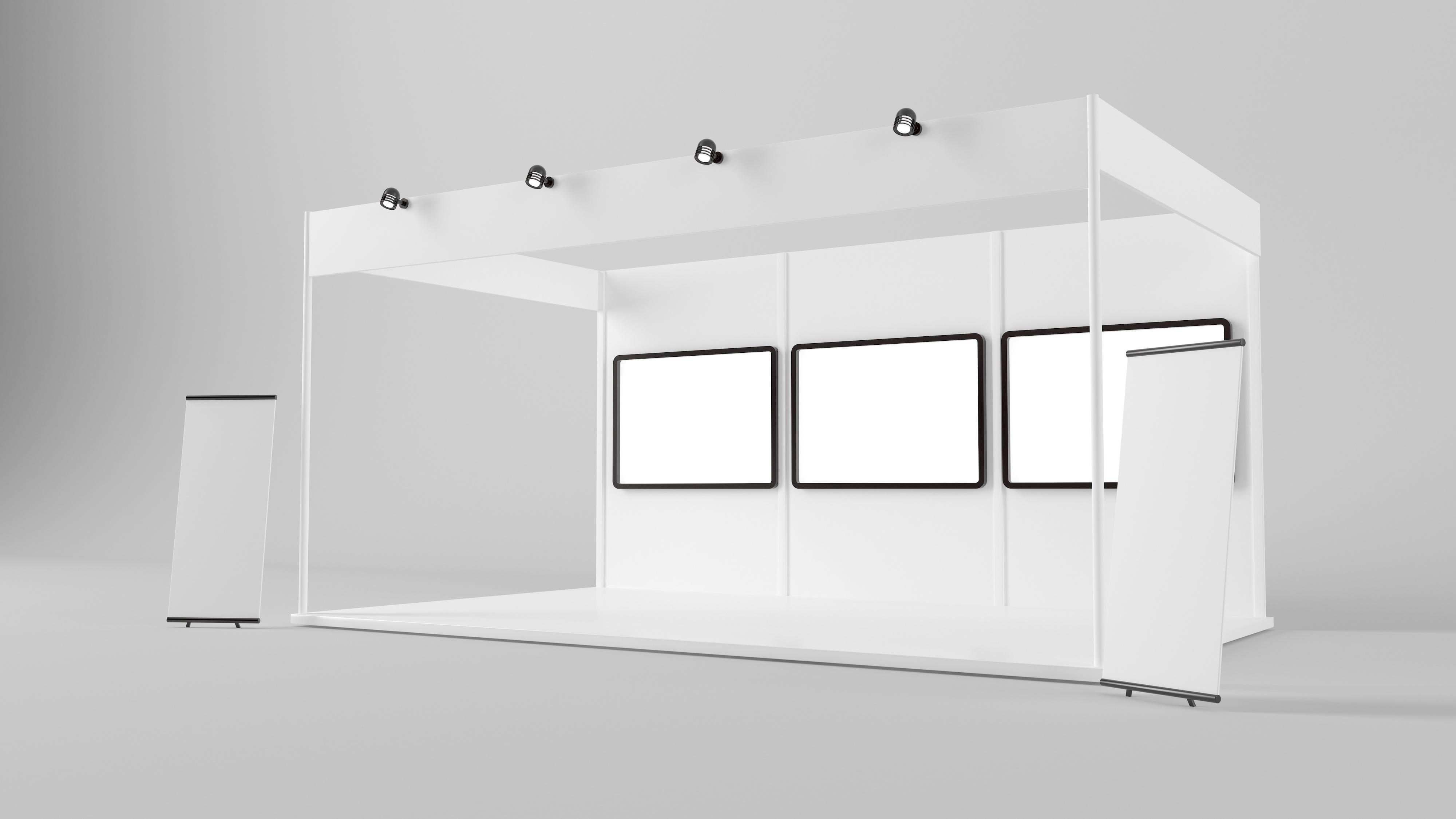 生活革命のロボット・Pepper(ペッパーくん)レンタルサービスは、展示会や展示ブースで活躍しています。 展示ブースでの使い方を工夫します。